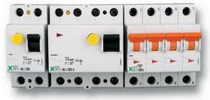 Модульные защитные устройства Eaton из серии Moeller