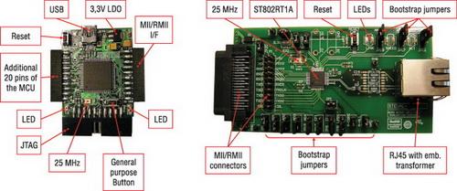 Отладочный набор STEVAL-PCC010V1