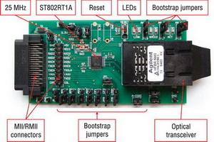 Отладочный набор STEVAL-PCC011V1