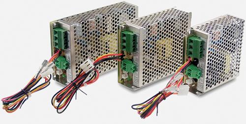 Источники питания серии SCP с кабелями