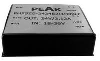 Внешний вид мощных модулей питания PEAK