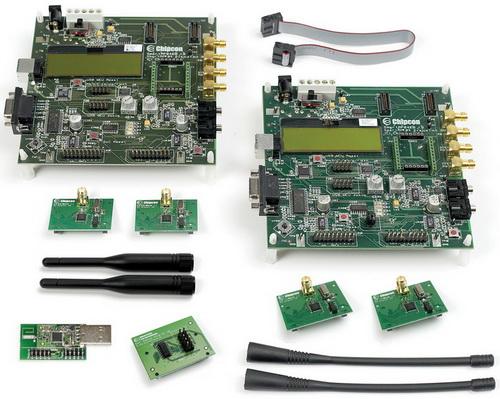 Отладочный набор CC1110-CC1111DK