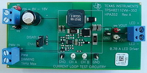 Отладочная плата TPS40211EVM-352