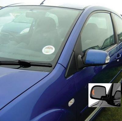 Дублирующие сигналы поворота на крыле, зеркале бокового обзора снаружи и внутри (подсвечиваемая стрелка)