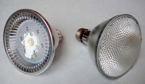 3...5 Вт светодиодные лампы в формате MR16