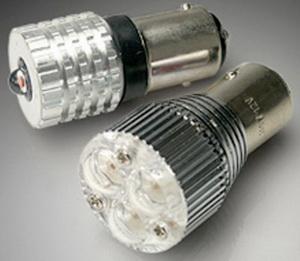 Лампы стоп-сигнала и двухнитевые лампы «стоп-сигнал - поворот»