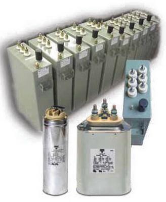 Низковольтные конденсаторы для силовой электроники