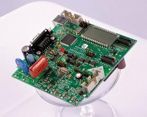 Прототип однофазного электросчетчика на базе MSP430AFE253