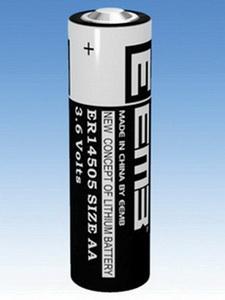 Внешний вид литий-тионилхлоридных батарей