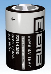 Внешний вид батарейки ER14250