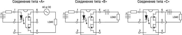 Схемы включения pvg612