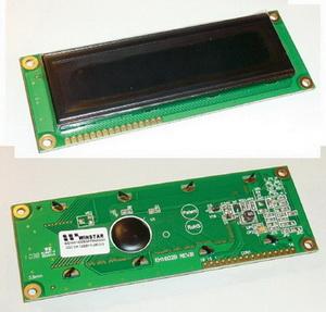 OLED-дисплей WEH001602BGPP5N00001