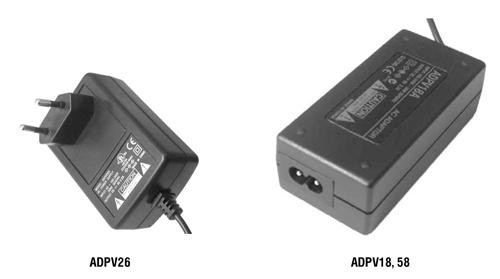 Внешний вид сетевых адаптеров HGPower
