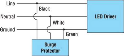 Схема подключения PA-10KS05KWT