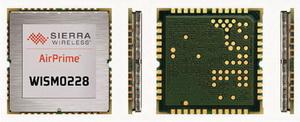 Конструктивное исполнение модулей WISMO218 и WISMO228
