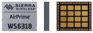 Конструктивное исполнение модуля WS6318