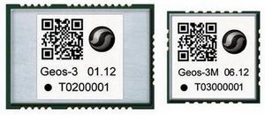 ГЛОНАСС/GPS-приемники ГеоС-3 (слева) и ГеоС-3М