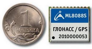 ГЛОНАСС/GPS-приемник ML8088s