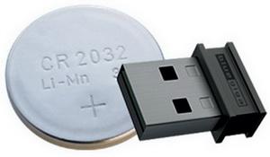 Внешний вид USB-BLE модуля BLED112