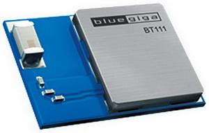 Внешний вид двухрежимного BLE-модуля BT111