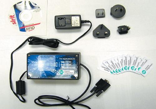 Состав отладочного комплекта MAX66901 EV Kit