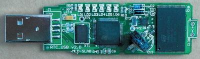 Внешний вид платы STEVAL-SCM001V1