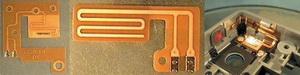 Конструкция антенны на гибкой печатной плате