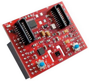 Модуль Sensor Hub BoosterPack