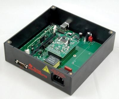 Используемая микросхема