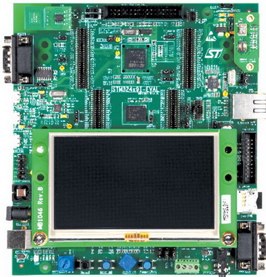 Оценочный набор STM32429I-EVAL