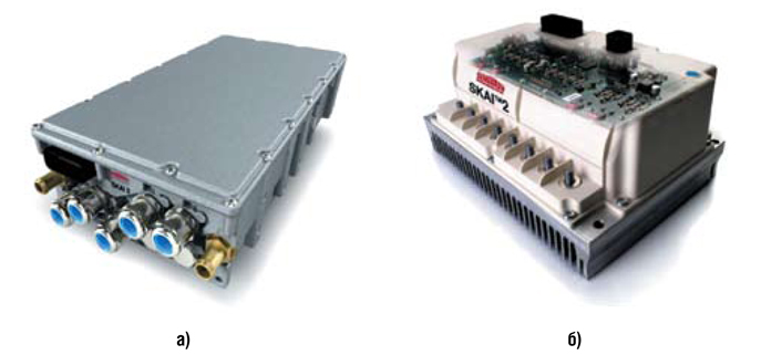 Интеллектуальные модули привода SKAI 2: