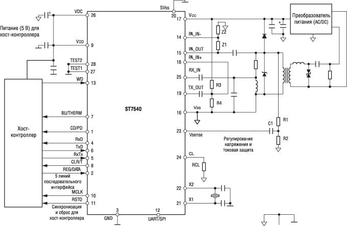 Схема управления уличным освещением фото 817
