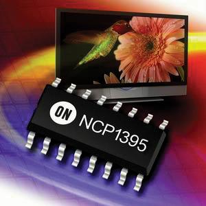 Общий вид резонансного контроллера NCP1395