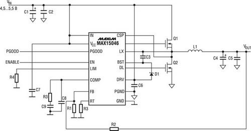 Csc6650p схема включения