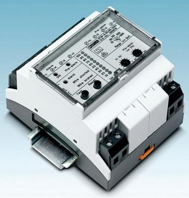 Компактный демонстрационный образец (настройки устройства и состояние установки могут быть определены с первого взгляда)