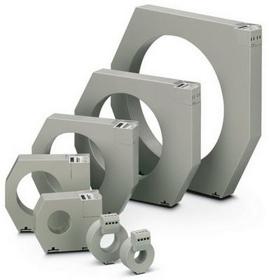 Трансформаторы тока с внутренними диаметрами 20. 210 мм